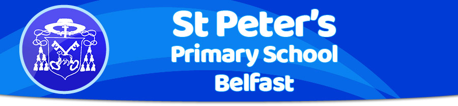 St Peter's Primary School, Ross Road, Belfast